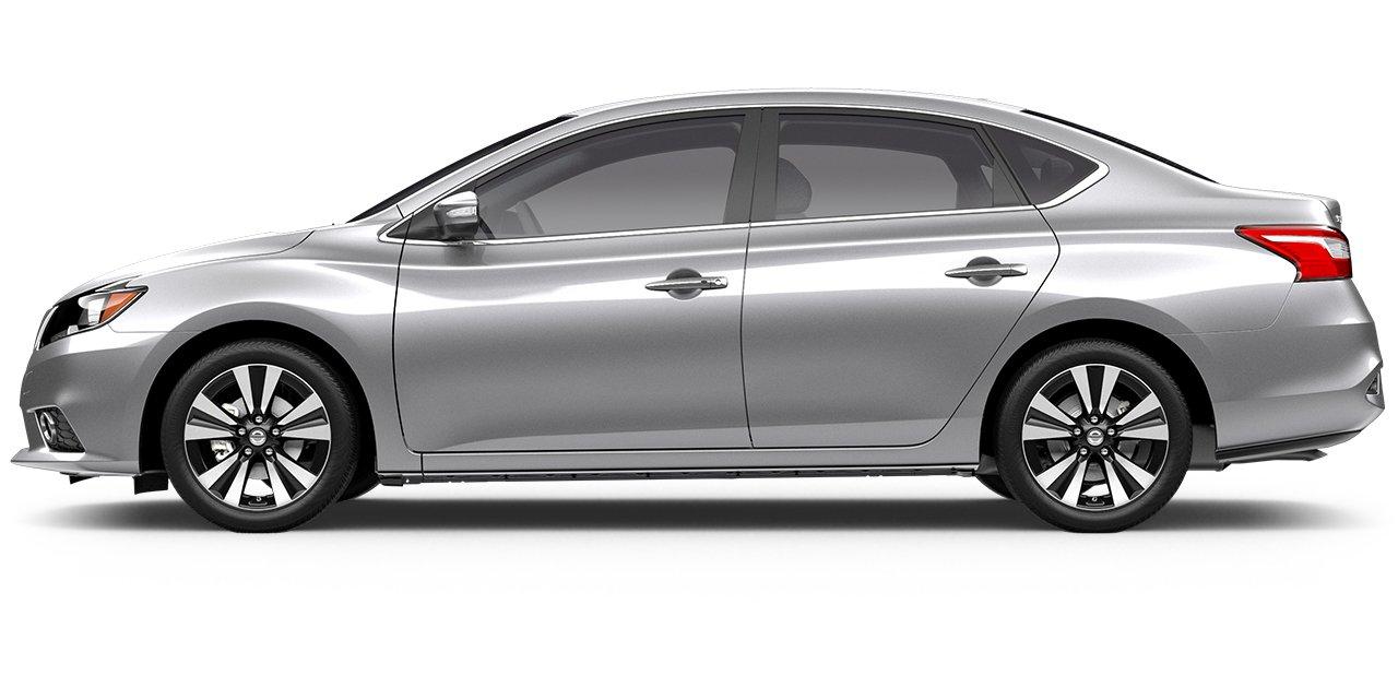 2017 Nissan Sentra Brilliant Silver