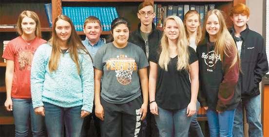 Cheyenne Art Students Attend Art Contest