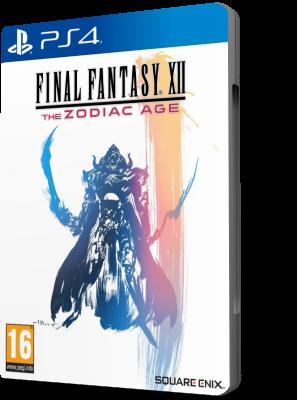[PS4] Final Fantasy XII: The Zodiac Age (2017) - SUB ITA