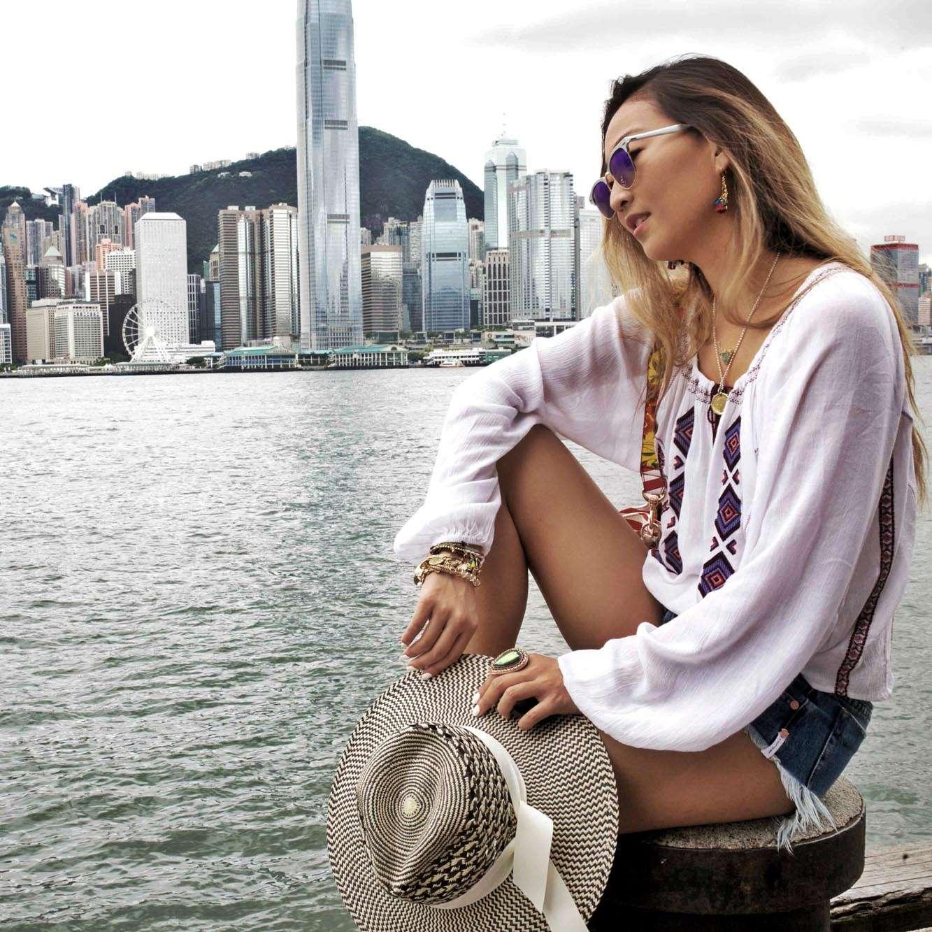 Tsim Sha Tsui Pier Hong Kong