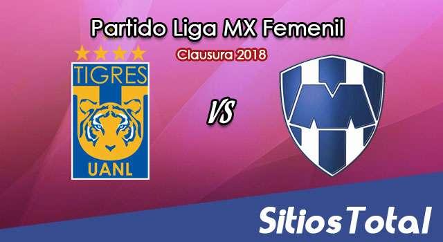 Tigres vs Monterrey en Vivo – Liga MX Femenil – Lunes 19 de Febrero del 2018