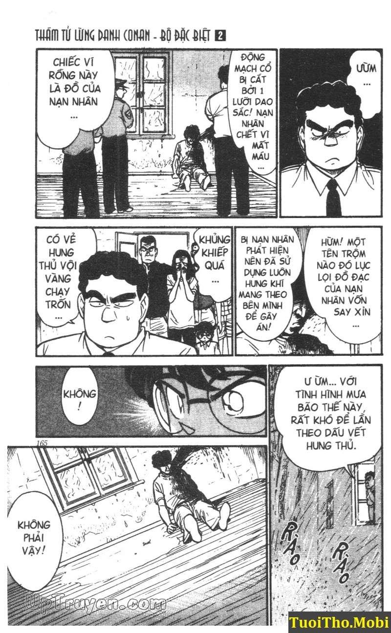 đọc truyện Conan bộ đặc biệt chap 17 trang 10
