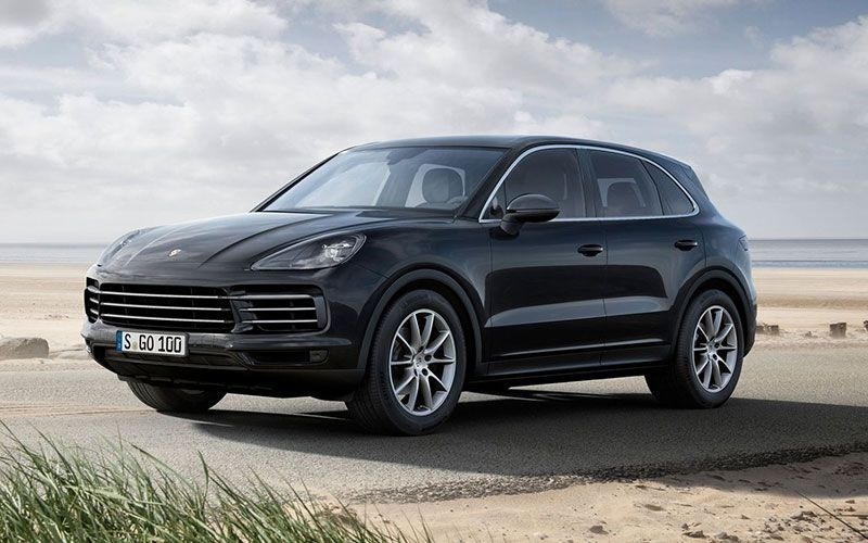 2019 Cayenne Lease Deal in Ann Arbor, Michigan