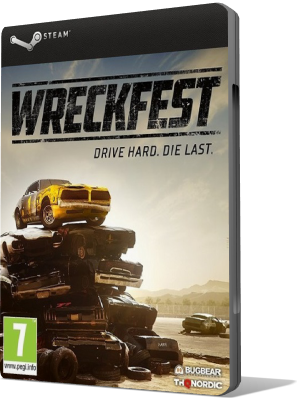 [PC] Wreckfest - Update v20180621 (2018) - SUB ITA
