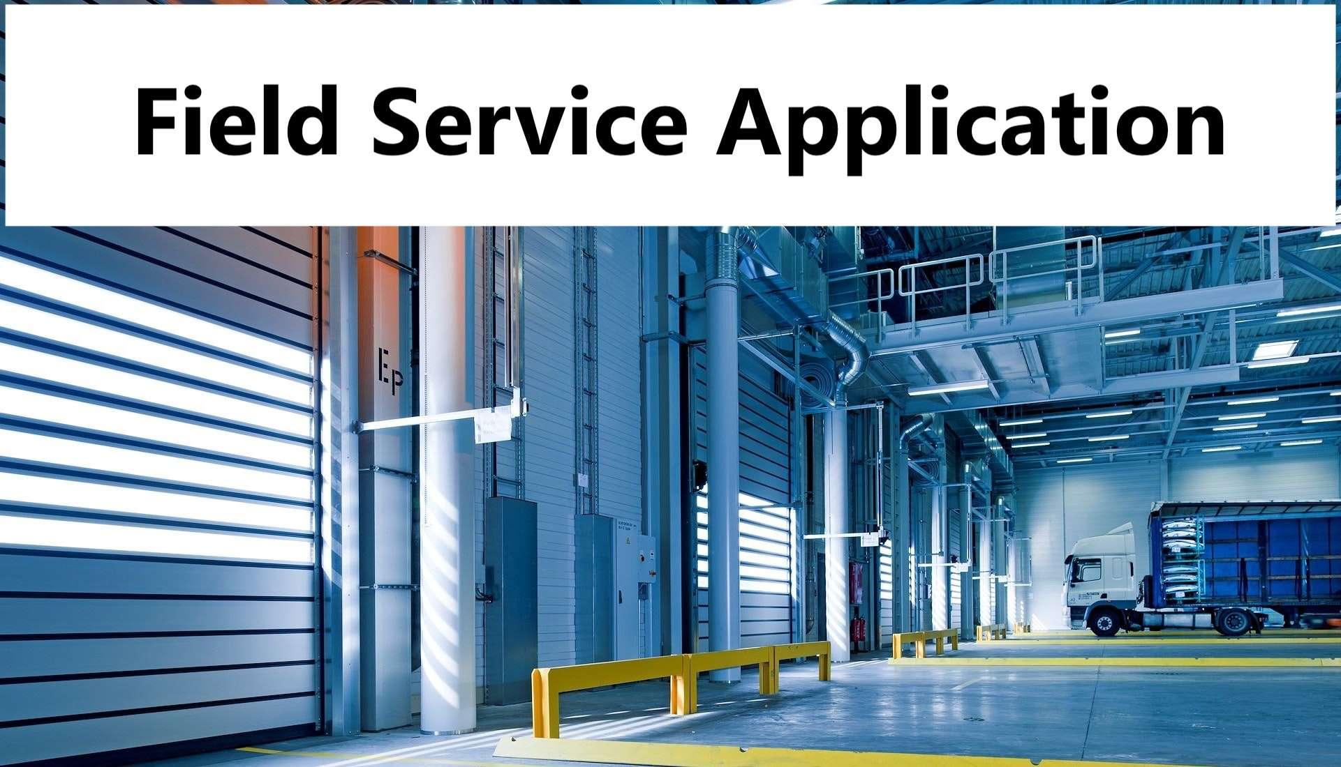 RAD Server Solution Series: [Field Service Application] - Blog