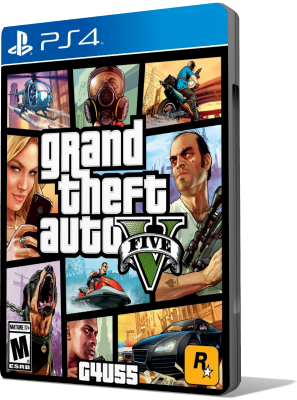 [PS4] Grand Theft Auto V (2014) - SUB ITA