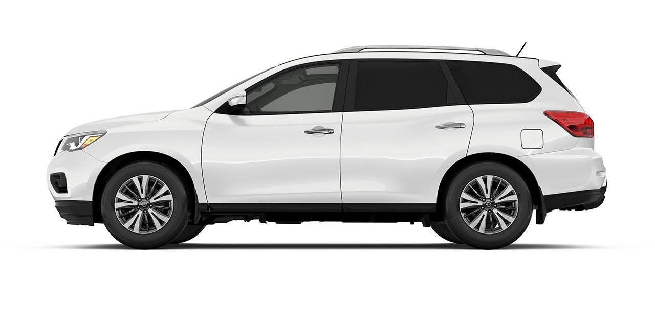 2018 Nissan Pathfinder Exterior Color Options | Nissan ...