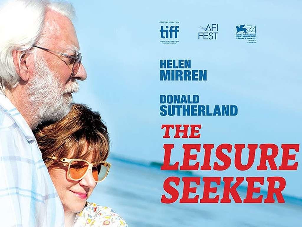 Ταξίδι αναψυχής (The Leisure Seeker) Poster Πόστερ