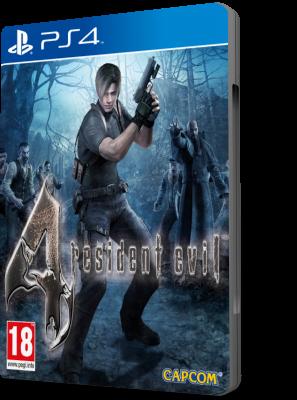 [PS4] Resident Evil 4 HD Remaster (2016) - SUB ITA