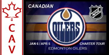 Edmonton Oilers Charter Tour (Part 2)