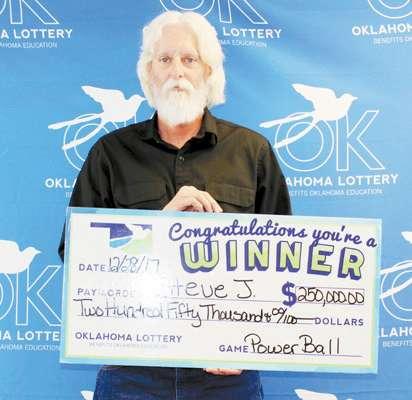 Reydon Man Wins $250,000 Playing Powerball