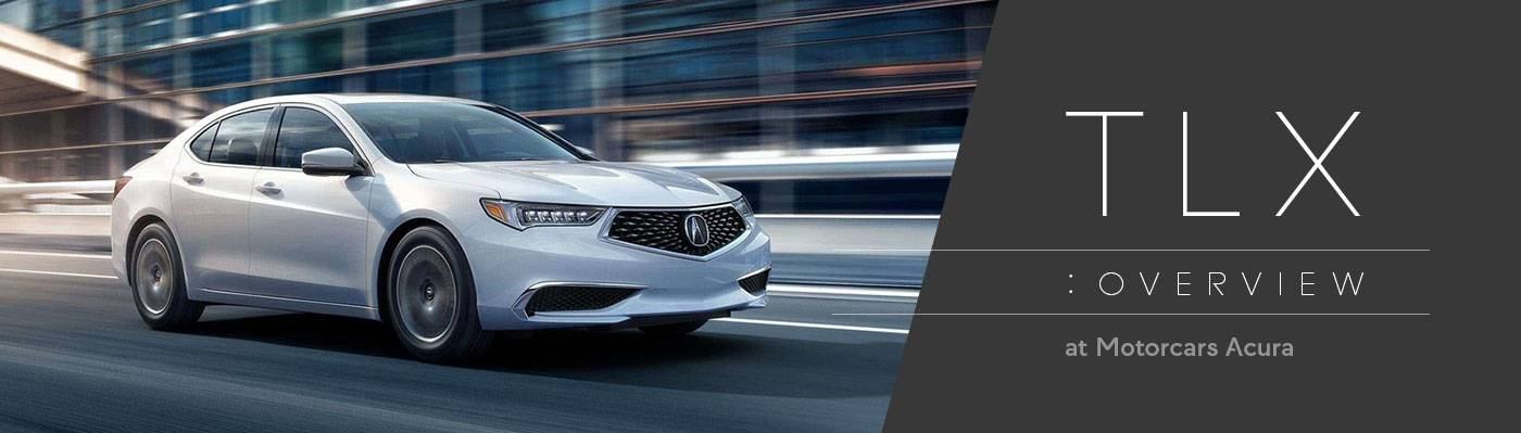 2018 Acura TLX Model Overview at Motorcars Acura in Bedford, OH