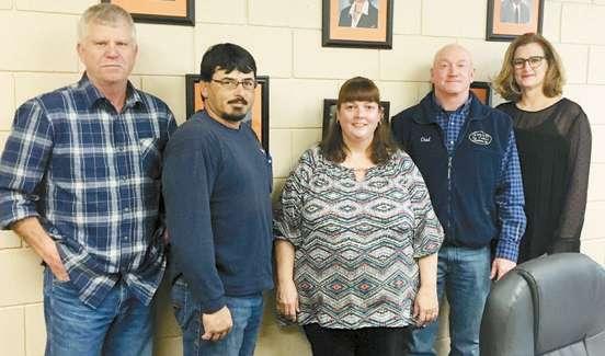 Cheyenne School Recognizes Board Members