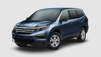 2018 Honda Pilot SUV in Cincinnati OH