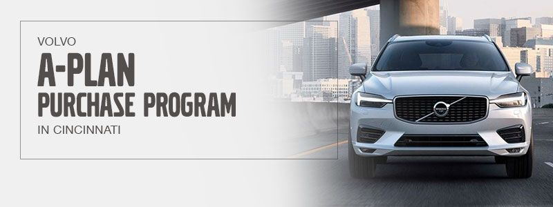 Volvo A-Plan Purchase Program at Volvo Cars Cincinnati North