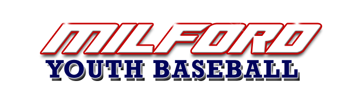 Milford Youth Ninjas Baseball Logo