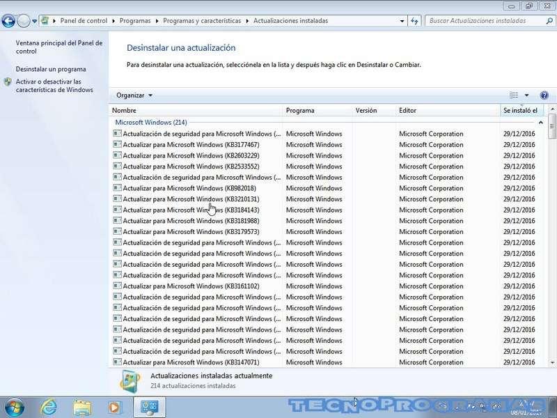 descargar windows 7 ultimate 2021