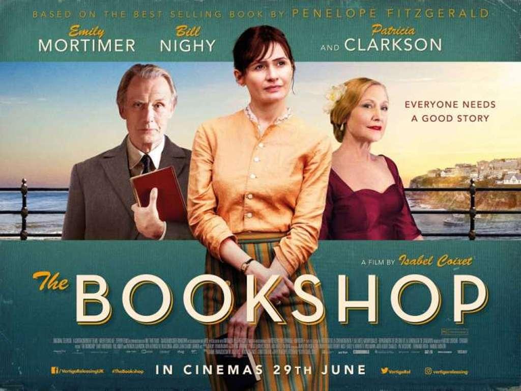Το Βιβλιοπωλείο της Κυρίας Γκριν (The Bookshop) Movie