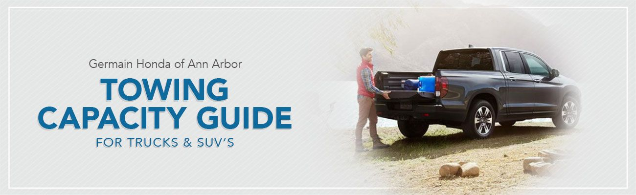 Honda Towing Capacity Guide for Trucks and SUVs