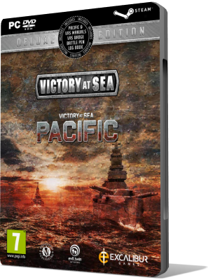 [PC] Victory At Sea Pacific - Update v1.4.0 (2019) - ENG