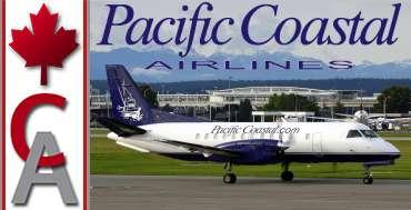 Pacific Coastal Airlines Tour