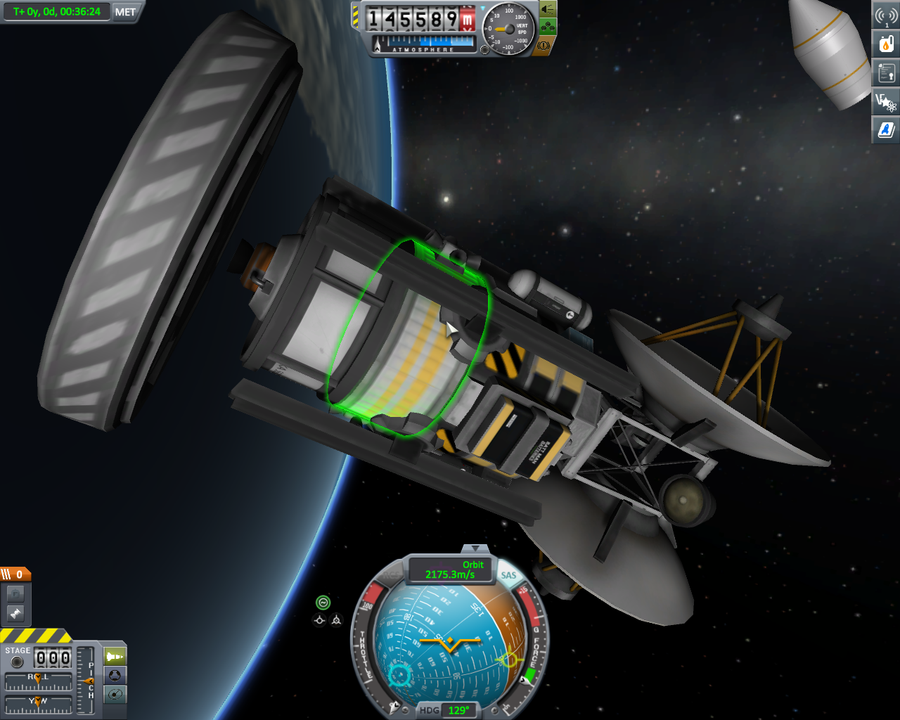 Fairing Bug - Gameplay Questions and Tutorials - Kerbal Space