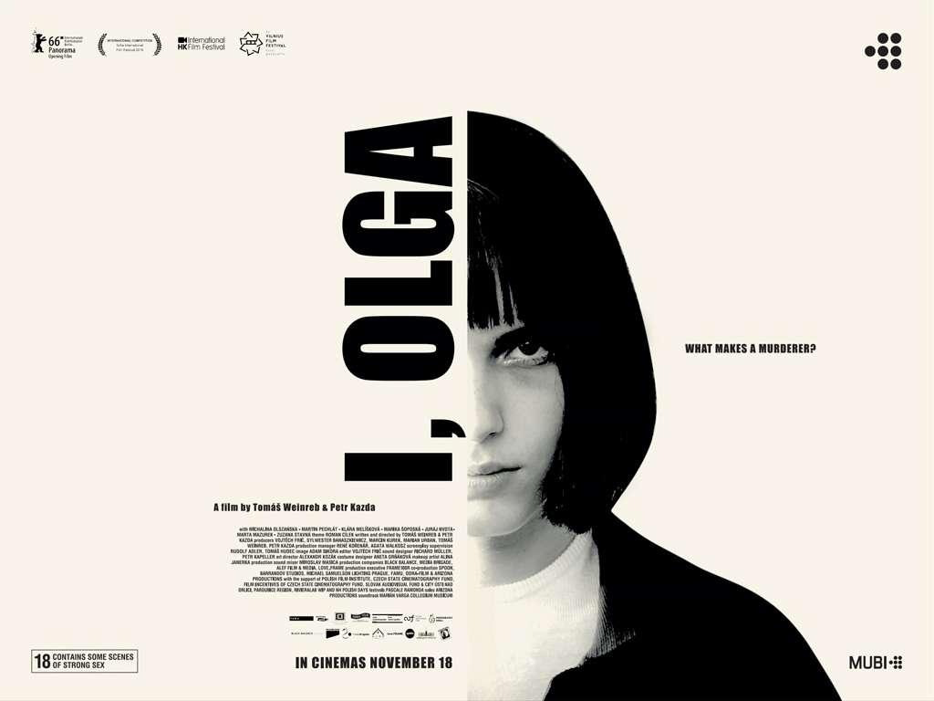 Εγώ, η Όλγα (Já, Olga Hepnarová / I, Olga Hepnarová) Poster Πόστερ Wallpaper