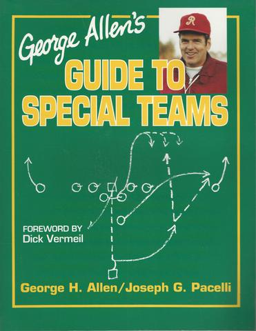 George Allen's Guide to Special Teams, Allen, George Herbert; Pacelli, Joseph G.
