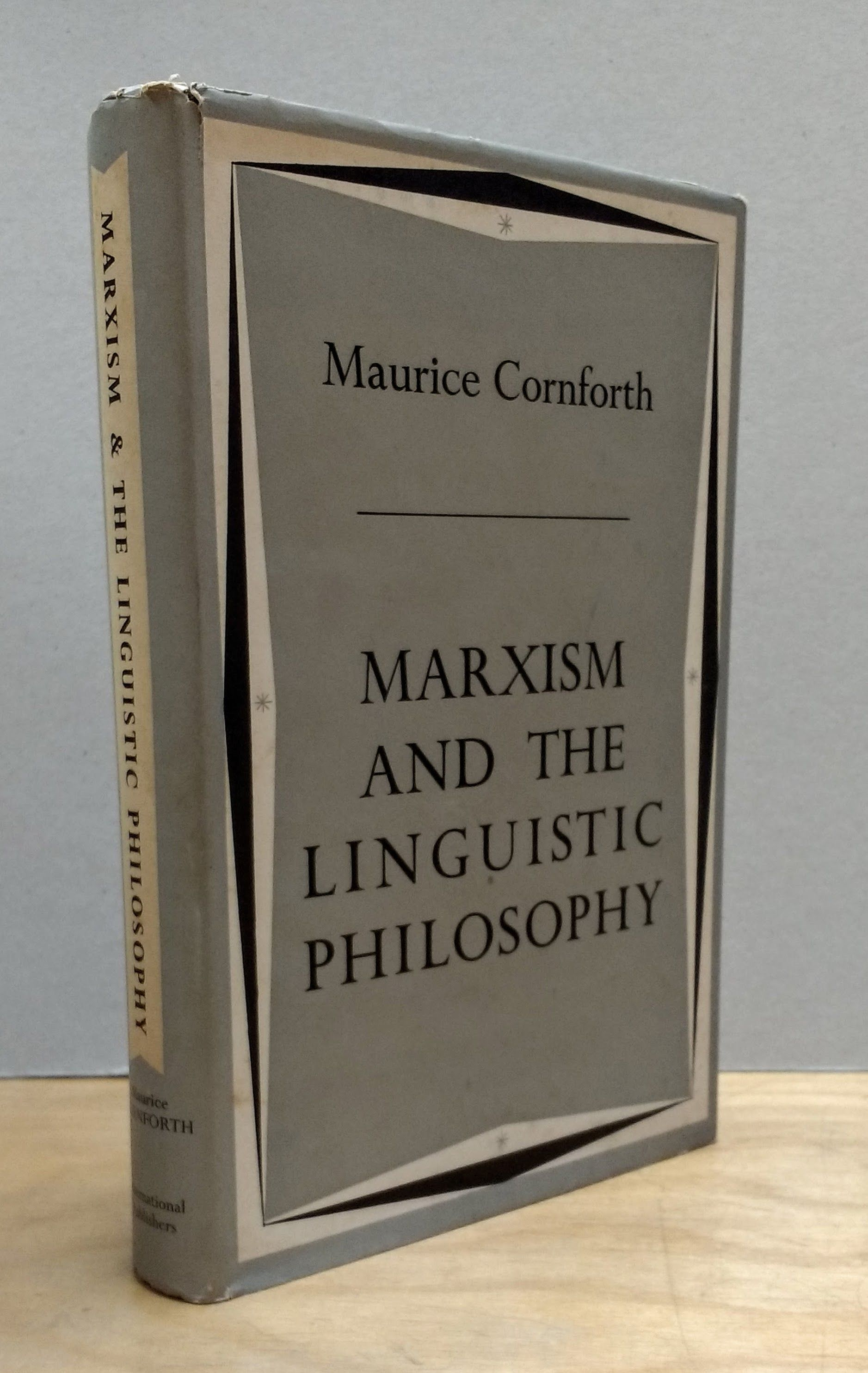 Marxism and the Linguistic Philosophy, Cornforth, Maurice