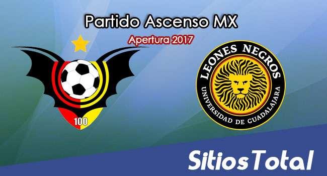 Murcielagos FC vs Leones Negros en Vivo – Jornada 11 Apertura 2017 Ascenso MX – Viernes 13 de Octubre del 2017