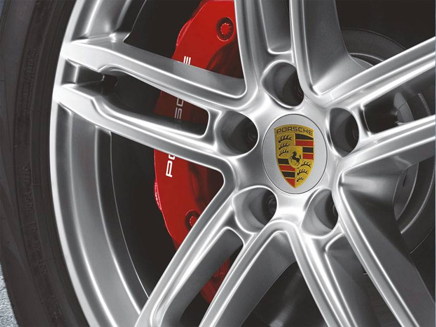 Porsche Wheels & Wheel Accessories