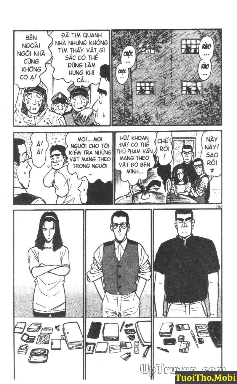 đọc truyện Conan bộ đặc biệt chap 17 trang 13