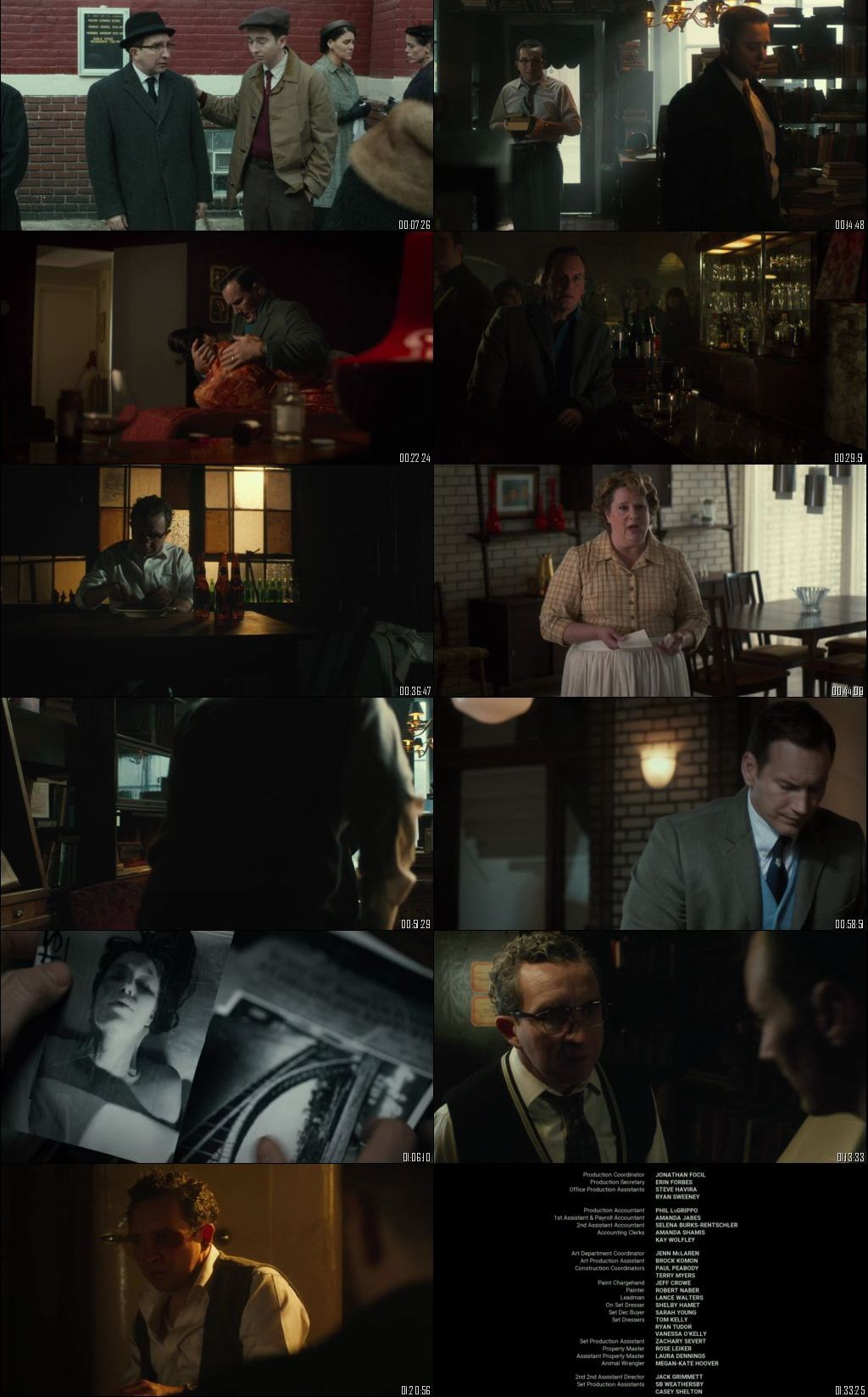 Screen Shots A Kind of Murder 2016 Full HD English Movie Free Download 720p