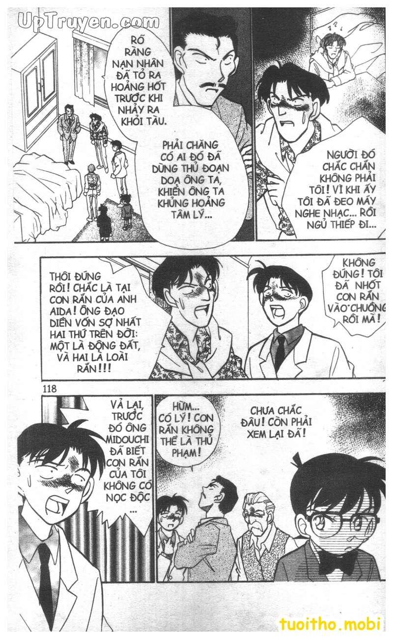 đọc truyện Conan bộ đặc biệt chap 24 trang 1