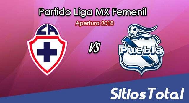 Ver Cruz Azul vs Puebla en Vivo – Liga MX Femenil – Viernes 17 de Agosto del 2018