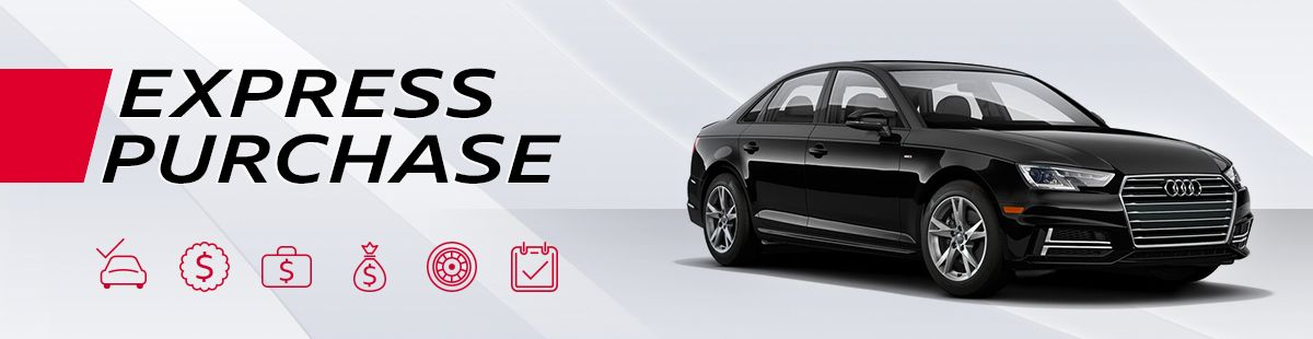Express Purchase Audi Cincinnati East