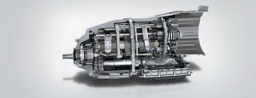 Porsche PDK 8-Speed Automatic Transmission
