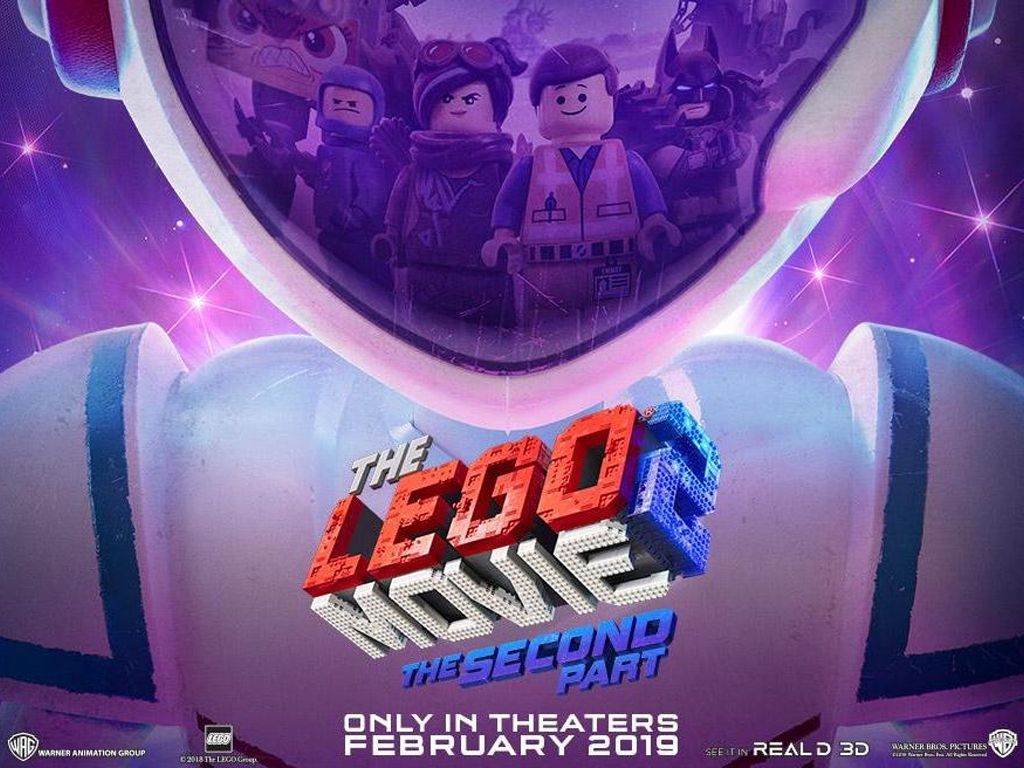 Η Ταινία Lego 2 (The Lego Movie 2: The Second Part) Wallpaper