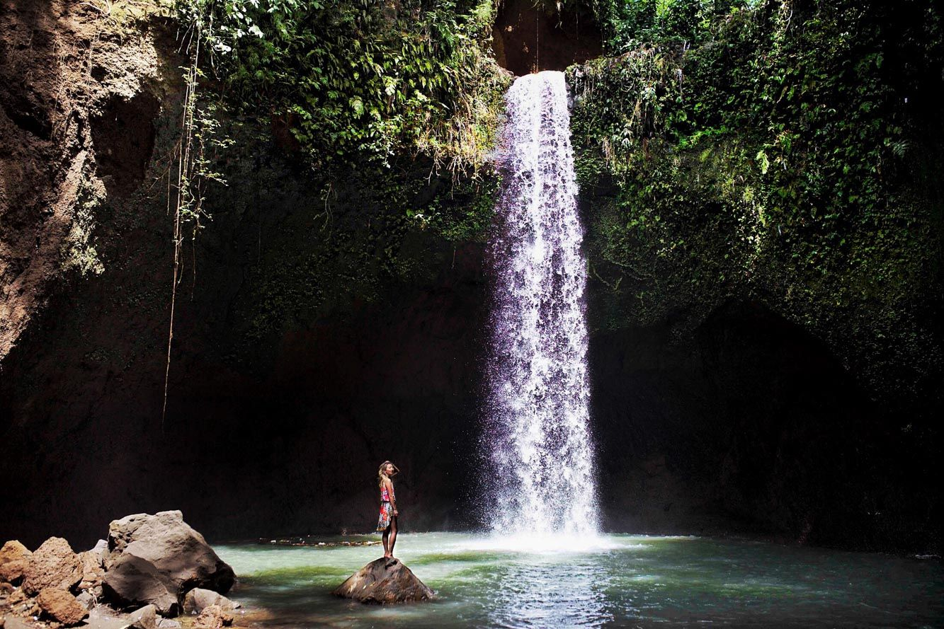 Tibumana Waterfall Bali - Best Waterfalls in Bali