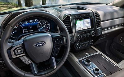 Ford Expedition Interior 02