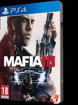 [PS4] Mafia III (2016) - FULL ITA