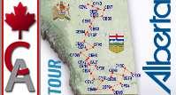Tour Alberta