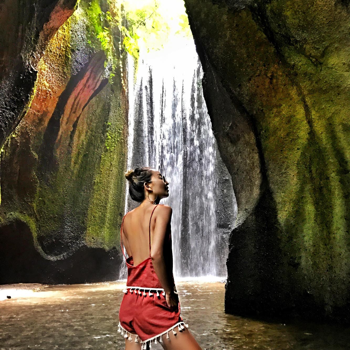 Best Waterfalls in Bali - Tukud Cepung