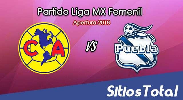 Ver América vs Puebla en Vivo – Liga MX Femenil – Domingo 5 de Agosto del 2018