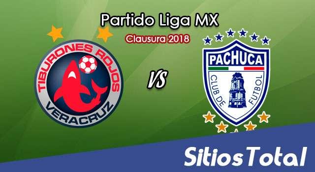Veracruz vs Pachuca en Vivo – Liga MX – Domingo 11 de Febrero del 2018