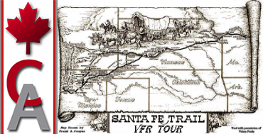 Santa Fe Trail VFR Tour
