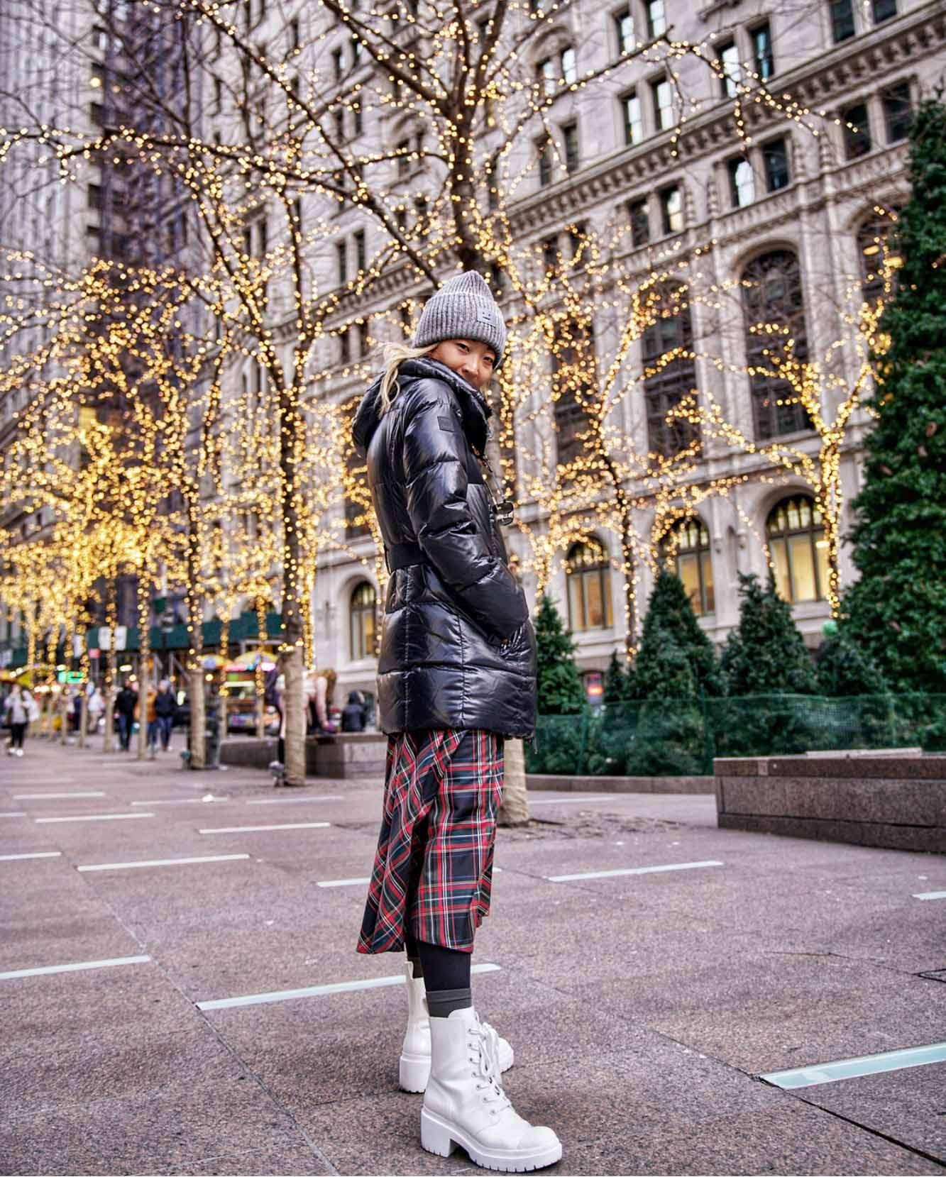 New York City Winter Essentials