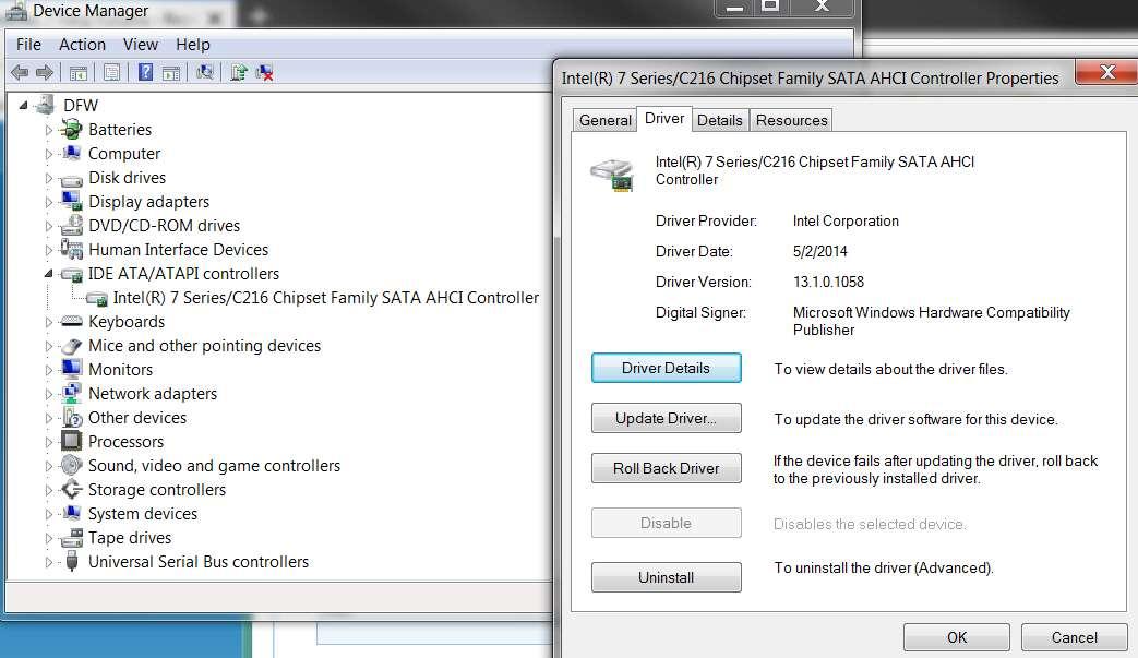 How do I identify my SATA driver(s) - Windows 7 Help Forums