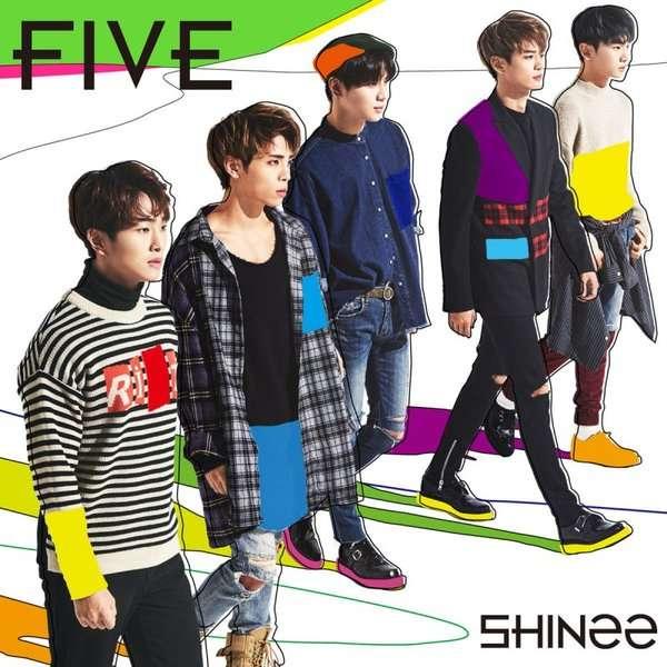 SHINee - Five (Full Japanese Album) K2Ost free mp3 download korean song kpop kdrama ost lyric 320 kbps