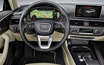 2018 Audi A4 Sedan Model Review Pricing Trims Amp Specs